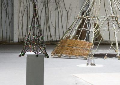Weiden-Installation, 3