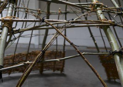 Weiden-Installation, 4