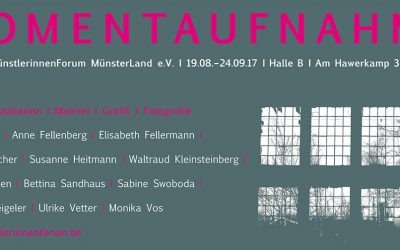 15 Jahre KünstlerinnenForum Münsterland